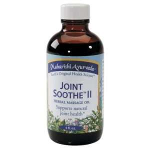 Joint Soothe II, 4 fl. oz./120 ml, Herbal Massage Oil Beauty