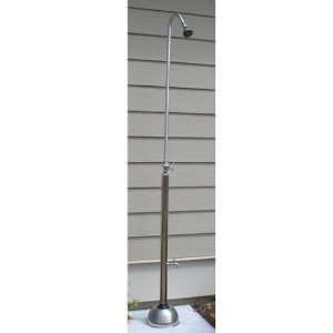 Outdoor Shower Company PS 1000 ADA Free Standing Cold Water Shower