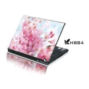 15.4 Laptop Notebook Skins Sticker Cover H884 Pink