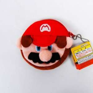 Super Mario Plush Wallet Coin Changes Case Purse Toys & Games
