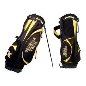 Georgia Tech Yellow Jackets Golf Stand Bag  Sports