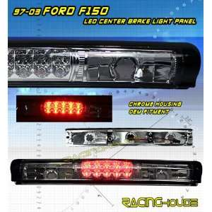 Ford F150 Led Tail Lights Chrome LED Third Brake Light 1997 1998 1999