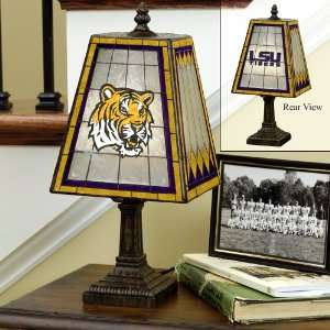 14 Art Glass Table Lamp LSU