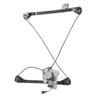 99 05 PONTIAC GRAND AM FRONT WINDOW REGULATOR LH (DRIVER SIDE), Power
