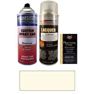 12.5 Oz. Arctic White (PPG 90359) Spray Can Paint Kit for
