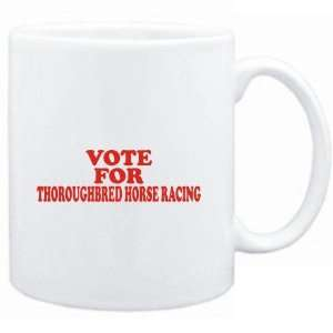 White  VOTE FOR Thoroughbred Horse Racing  Sports