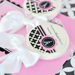 Lollipop Favors   Parisian Party 24 Set