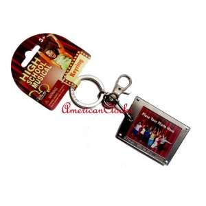 High School Musical Metallic Key Chain