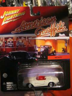 1962 CHEVY CORVETTE AMERICAN GRAFFITI JL 1/64 1H