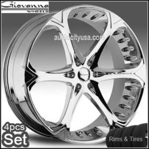 26 Giovanna Dalar6V Wheels and Tires Chevy Rims Rim Wheel Escalade