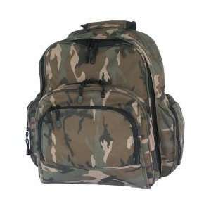 9980CFP    Digital Camo laptop computer Backpack Electronics